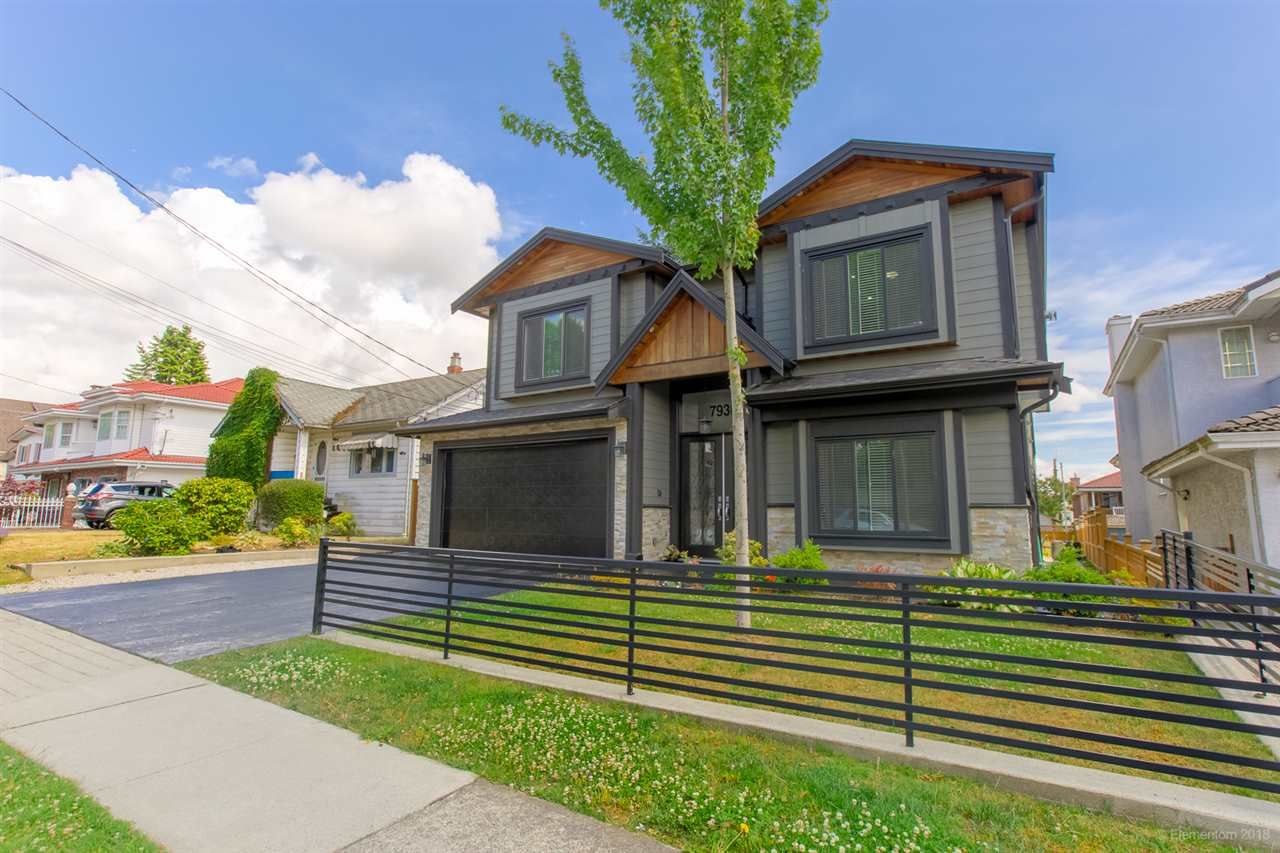 Photo 2: Photos: 7930 15TH Avenue in Burnaby: East Burnaby House for sale (Burnaby East)  : MLS®# R2385512