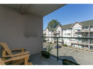 """Photo 17: 313 33728 KING Road in Abbotsford: Poplar Condo for sale in """"College Park Place"""" : MLS®# R2107652"""
