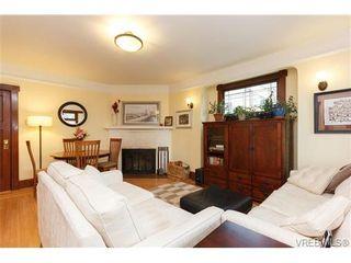 Photo 4: 1254 Basil Ave in VICTORIA: Vi Hillside House for sale (Victoria)  : MLS®# 669395