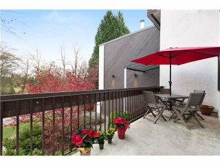 """Photo 12: 6 7361 MONTECITO Drive in Burnaby: Montecito Townhouse for sale in """"MONTECITO VILLA"""" (Burnaby North)  : MLS®# V1094595"""