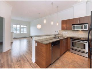 """Photo 3: 411 2632 PAULINE Street in Abbotsford: Central Abbotsford Condo for sale in """"Yale Crossing"""" : MLS®# R2237258"""