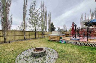 Photo 43: 219 HOLLINGER Close NW in Edmonton: Zone 35 House for sale : MLS®# E4243524