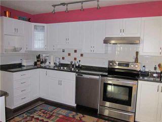"""Photo 5: 23 780 W 15TH Avenue in Vancouver: Fairview VW Townhouse for sale in """"SIXTEEN WILLOWS"""" (Vancouver West)  : MLS®# V1108293"""