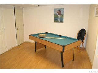 Photo 16: 88 Greensboro Square in Winnipeg: Fort Garry / Whyte Ridge / St Norbert Residential for sale (South Winnipeg)  : MLS®# 1605626