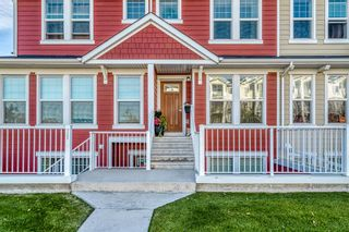 Photo 1: 69 Cranford Way SE in Calgary: Cranston Row/Townhouse for sale : MLS®# A1150127