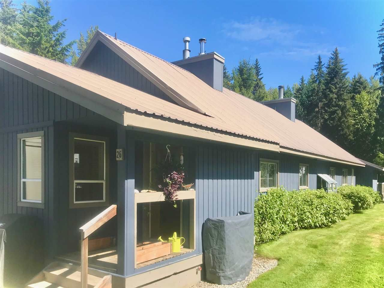 """Main Photo: 26 6800 CRABAPPLE Drive in Whistler: Whistler Cay Estates Townhouse for sale in """"ALTA LAKE RESORT"""" : MLS®# R2484569"""