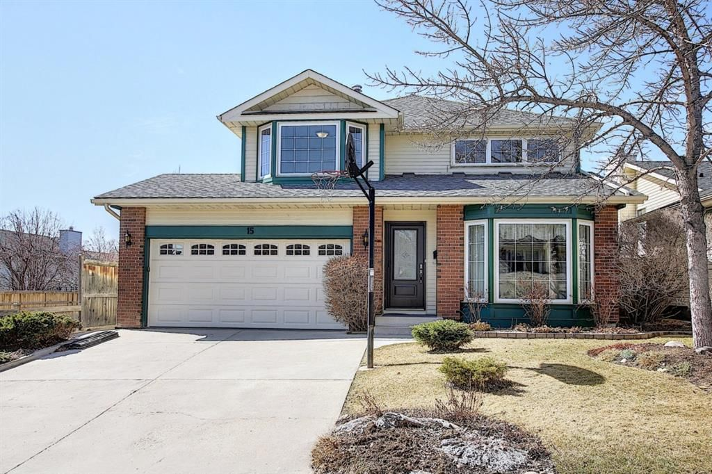 Main Photo: 15 Scenic Road NW in Calgary: Scenic Acres Detached for sale : MLS®# A1099129
