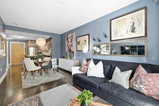 """Photo 7: 214 733 W 14TH Street in North Vancouver: Mosquito Creek Condo for sale in """"Remix"""" : MLS®# R2585098"""