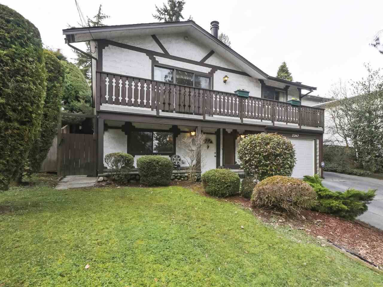"""Main Photo: 2267 CAPE HORN Avenue in Coquitlam: Cape Horn House for sale in """"CAPE HORN"""" : MLS®# R2439351"""