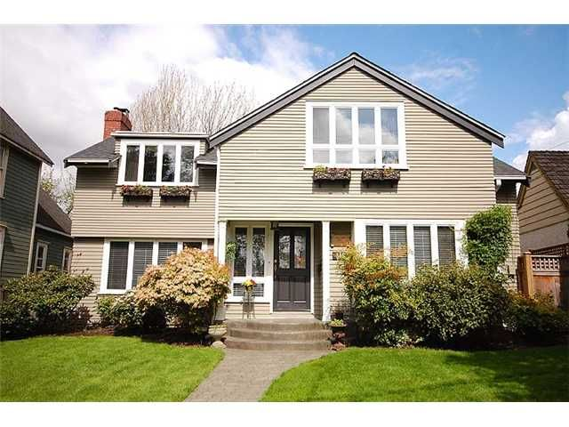 """Main Photo: 315 QUEENS Avenue in New Westminster: Queens Park House for sale in """"QUEEN'S PARK"""" : MLS®# V947586"""