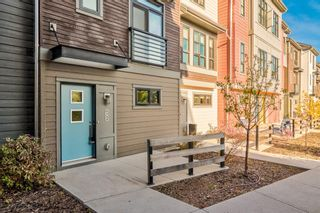 Photo 3: 26 Walden Path SE in Calgary: Walden Row/Townhouse for sale : MLS®# A1150534