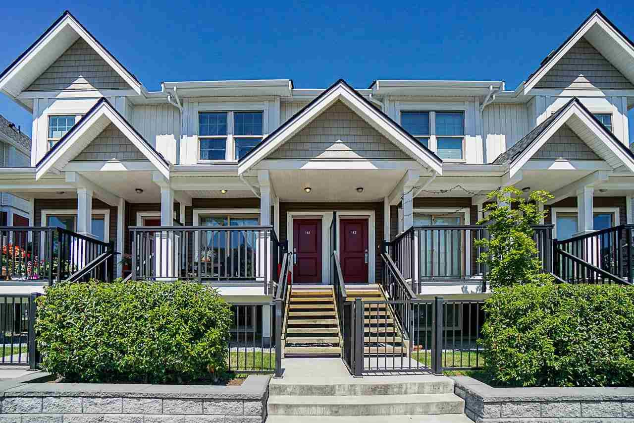 """Main Photo: 161 32633 SIMON Avenue in Abbotsford: Abbotsford West Townhouse for sale in """"Allwood Place"""" : MLS®# R2589403"""