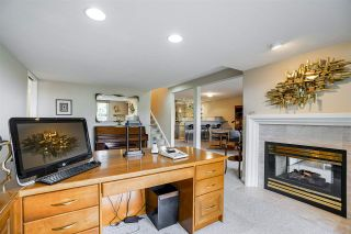 """Photo 28: 11 4001 OLD CLAYBURN Road in Abbotsford: Abbotsford East Townhouse for sale in """"Cedar Springs"""" : MLS®# R2575947"""