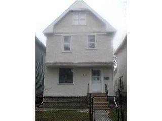 Photo 2: 322 Beverley Street East in WINNIPEG: West End / Wolseley Residential for sale (West Winnipeg)  : MLS®# 1308951