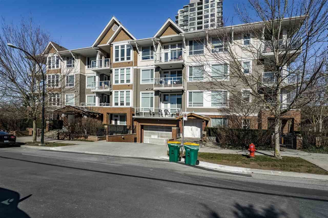 """Main Photo: 304 3551 FOSTER Avenue in Vancouver: Collingwood VE Condo for sale in """"FINALE WEST"""" (Vancouver East)  : MLS®# R2345462"""