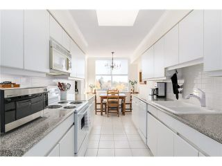"""Photo 8: 709 518 W 14TH Avenue in Vancouver: Fairview VW Condo for sale in """"Pacifica at Cambie Village"""" (Vancouver West)  : MLS®# V1101373"""