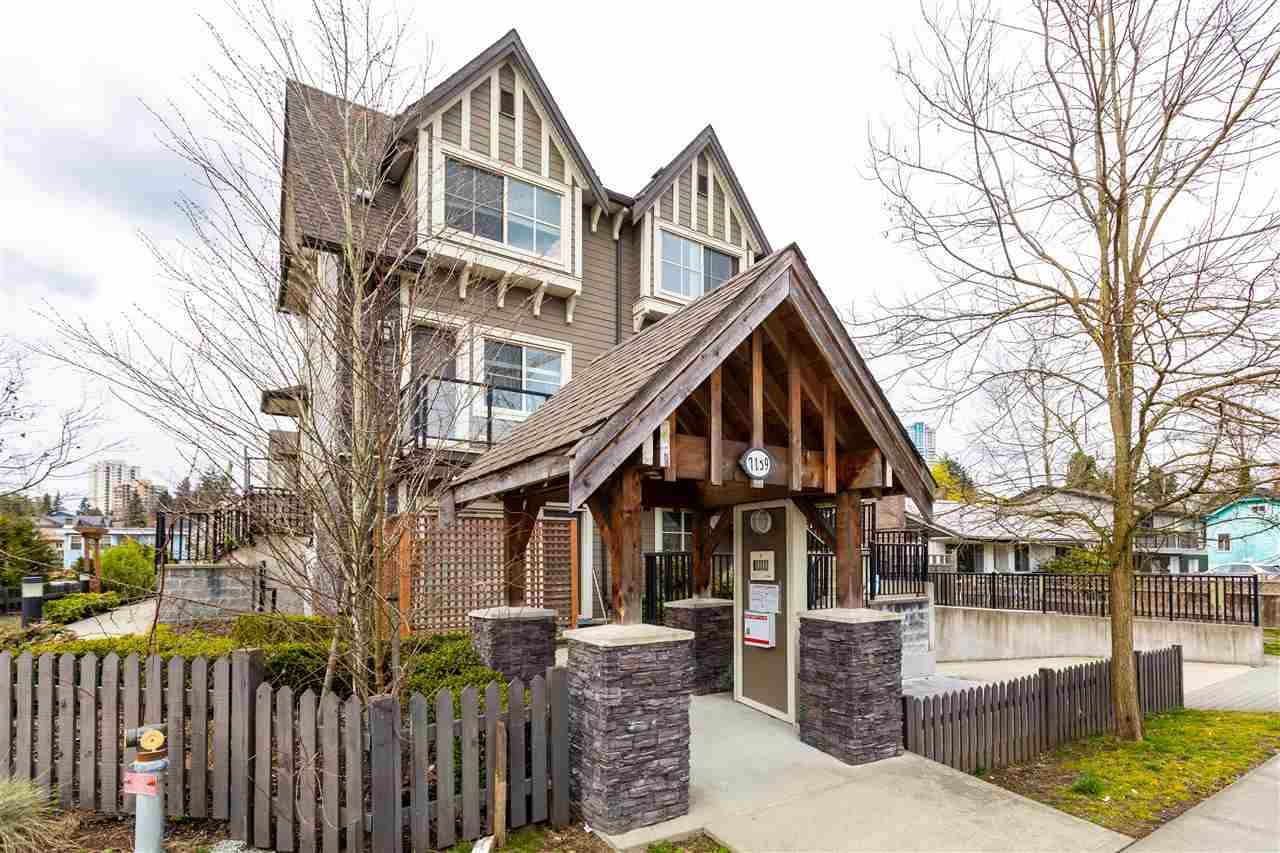 """Main Photo: 203 7159 STRIDE Avenue in Burnaby: Edmonds BE Townhouse for sale in """"SAGE"""" (Burnaby East)  : MLS®# R2447807"""