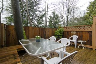 """Photo 13: 249 BALMORAL PL in Port Moody: North Shore Pt Moody Townhouse for sale in """"BALMORAL PLACE"""" : MLS®# V987932"""