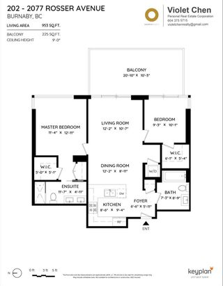 """Photo 40: 202 2077 ROSSER Avenue in Burnaby: Brentwood Park Condo for sale in """"Vantage"""" (Burnaby North)  : MLS®# R2622921"""