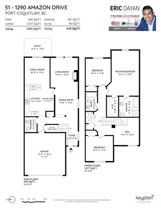"""Photo 33: 51 1290 AMAZON Drive in Port Coquitlam: Riverwood Townhouse for sale in """"CALLAWAY GREEN"""" : MLS®# R2551044"""