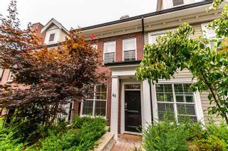 Photo 1: 45 7458 BRITTON Street in Burnaby: Edmonds BE Townhouse for sale (Burnaby East)  : MLS®# R2202502