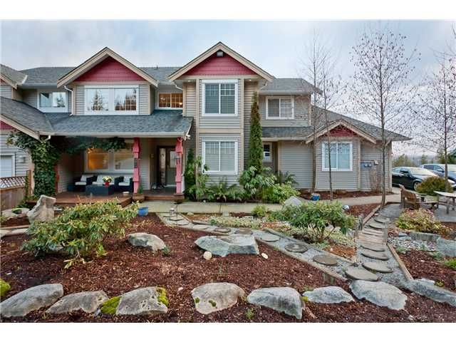 Main Photo: 2010 ROBIN Way: Anmore Condo for sale (Port Moody)  : MLS®# V939857