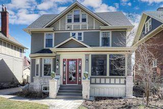 Photo 1: 246 Harvard Avenue in Winnipeg: Crescentwood Single Family Detached for sale (1C)  : MLS®# 202009601