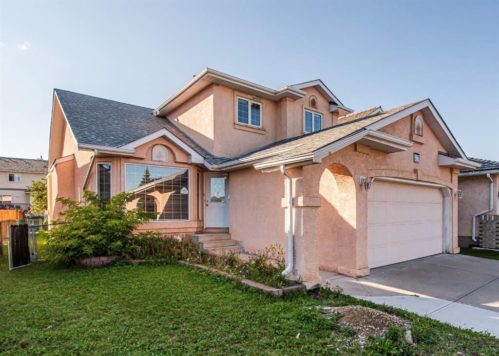 Main Photo: 186 Coral Springs Boulevard NE in Calgary: Coral Springs Detached for sale : MLS®# A1146889