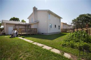 Photo 20: 2090 Sinclair Street in Winnipeg: Old Kildonan Residential for sale (4F)  : MLS®# 1822282