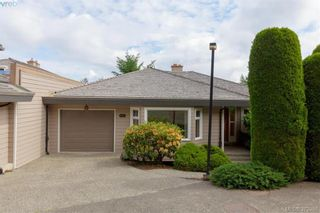 Photo 1: 109 2829 Arbutus Rd in VICTORIA: SE Ten Mile Point Row/Townhouse for sale (Saanich East)  : MLS®# 761973