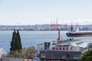 Photo 1: 602 155 W 1ST STREET in North Vancouver: Lower Lonsdale Condo for sale : MLS®# R2365793