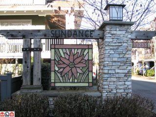 "Photo 1: # 83 15233 34TH AV in Surrey: Morgan Creek Condo for sale in ""SUNDANCE"" (South Surrey White Rock)  : MLS®# F1028686"