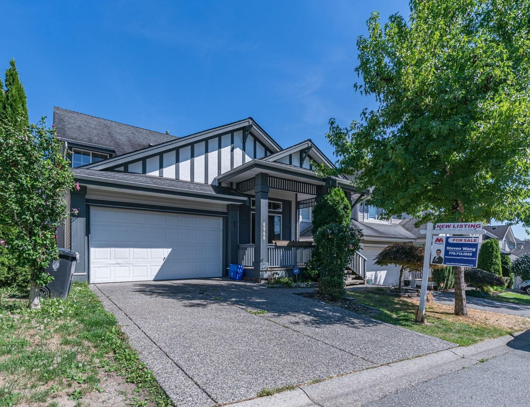 Main Photo: 6946 201B Street in Langley: Willoughby Heights House for sale : MLS®# R2613502