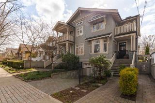 Main Photo: 440 W 13TH Avenue in Vancouver: Mount Pleasant VW Townhouse for sale (Vancouver West)  : MLS®# R2561299