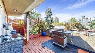 """Photo 10: 401 1050 NICOLA Street in Vancouver: West End VW Condo for sale in """"NICOLA MANOR"""" (Vancouver West)  : MLS®# R2572953"""