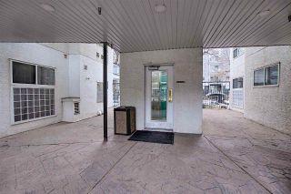 Photo 46: 413 10033 110 Street in Edmonton: Zone 12 Condo for sale : MLS®# E4223211