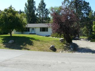 Photo 1: 5653 CLEARVIEW DRIVE in : Barnhartvale House for sale (Kamloops)  : MLS®# 141288