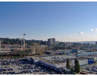 """Photo 9: 1505 9595 ERICKSON Drive in Burnaby: Sullivan Heights Condo for sale in """"CAMERON TOWER"""" (Burnaby North)  : MLS®# V677781"""