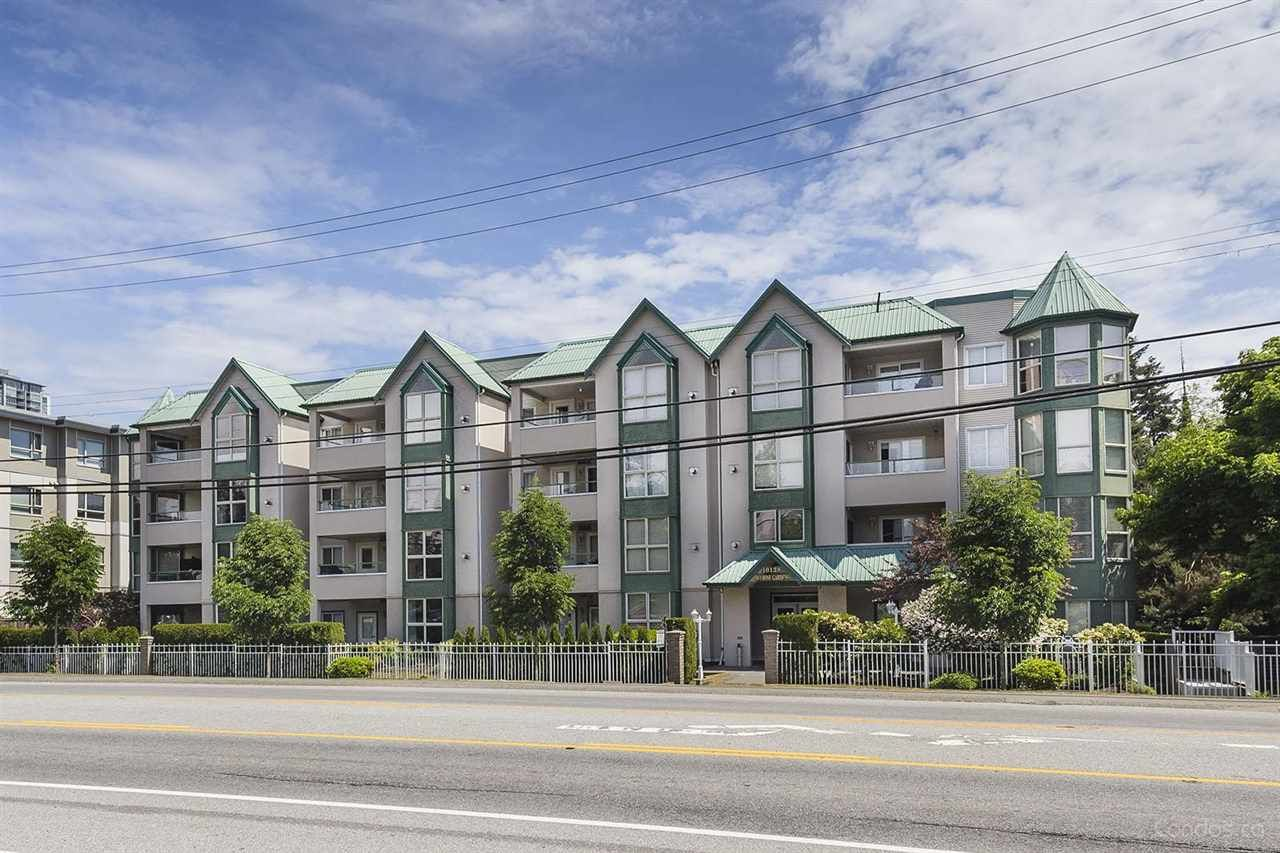Main Photo: 113 10128 132 Street in Surrey: Whalley Condo for sale (North Surrey)  : MLS®# R2437490