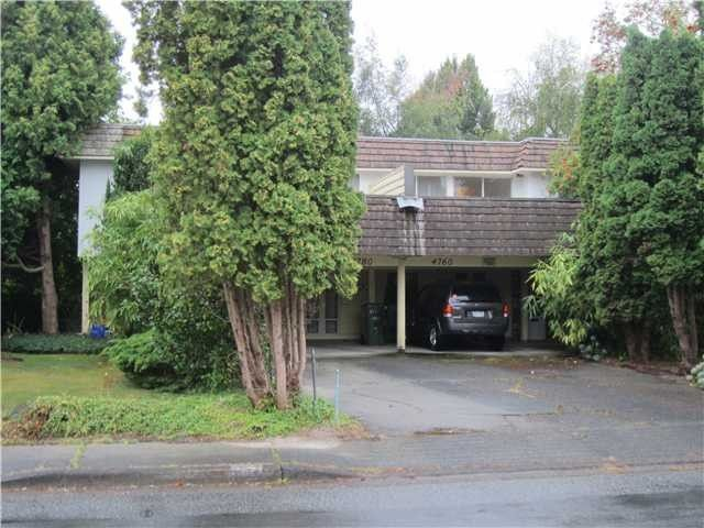 Main Photo: 4760 - 4780 FORTUNE AV in Richmond: Steveston North Multifamily for sale : MLS®# V1083223