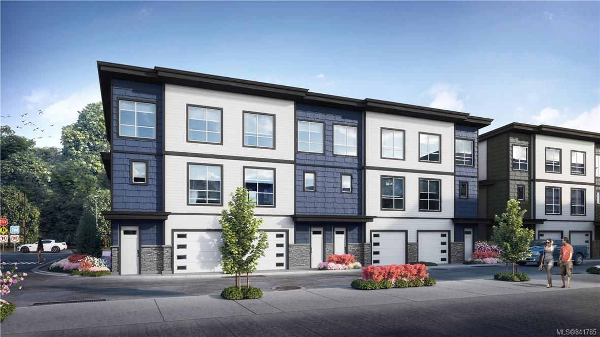 Main Photo: 702 3351 Luxton Rd in Langford: La Happy Valley Row/Townhouse for sale : MLS®# 841785