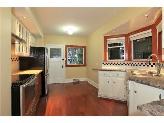 Photo 7: 1337 HAYWOOD AV in West Vancouver: Ambleside House for sale : MLS®# V982971