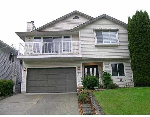 Main Photo: 1307 YARMOUTH ST in Port Coquiltam: Citadel PQ House for sale (Port Coquitlam)  : MLS®# V590156