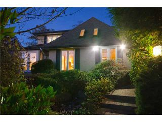 Photo 1: 3089 W 45 Avenue in Vancouver: Kerrisdale House for sale (Vancouver West)  : MLS®# V921630