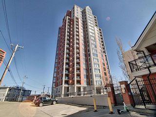 Photo 2: 1101 - 9020 Jasper Avenue in Edmonton: Zone 13 Condo for sale : MLS®# E4238940