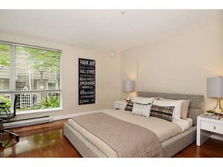 "Photo 9: 101 789 W 16TH Avenue in Vancouver: Fairview VW Condo for sale in ""CAMBIE VILLAGE"" (Vancouver West)  : MLS®# V1071791"
