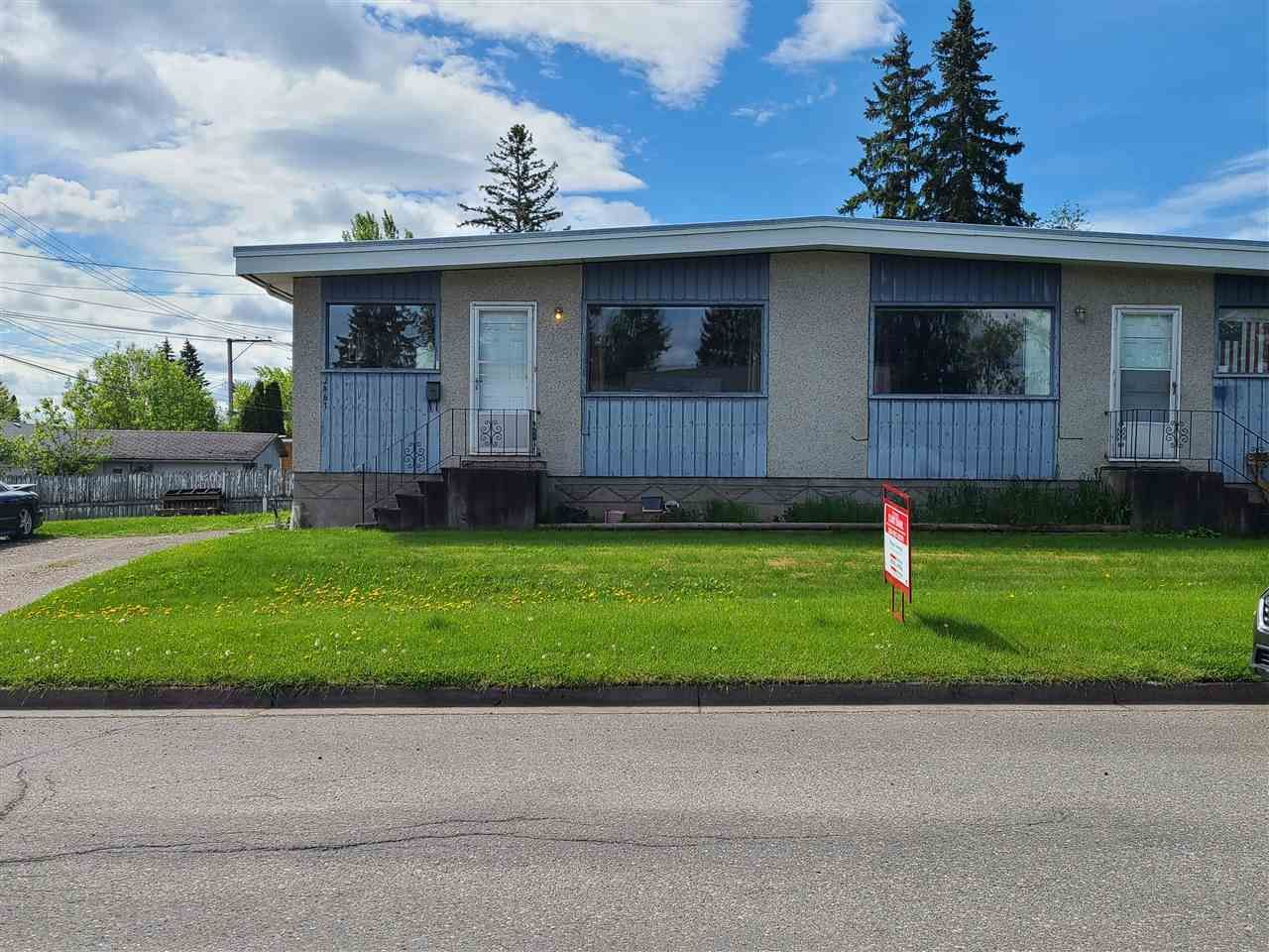 Main Photo: 2461 8TH Avenue in Prince George: Central Duplex for sale (PG City Central (Zone 72))  : MLS®# R2586461