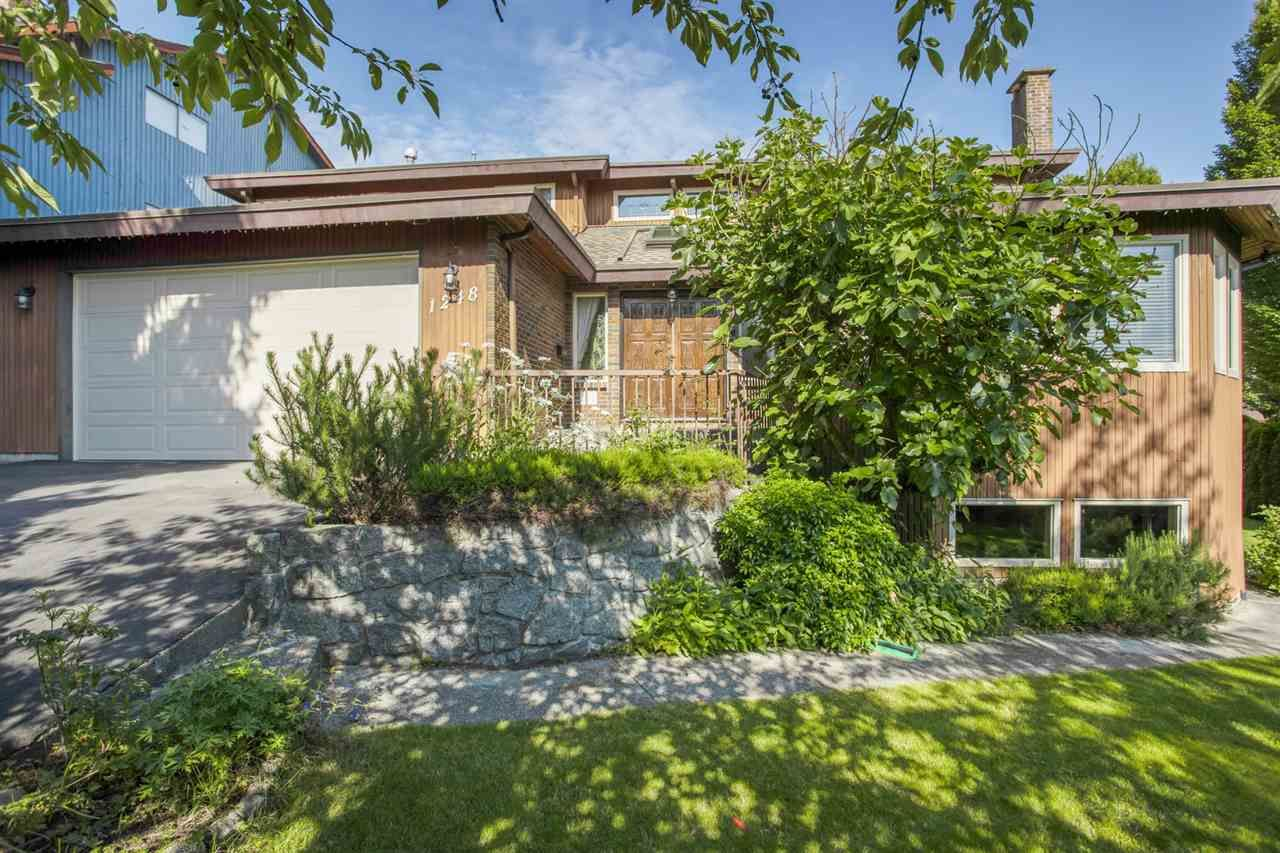 Main Photo: 1248 PHILLIPS Avenue in Burnaby: Simon Fraser Univer. House for sale (Burnaby North)  : MLS®# R2474402
