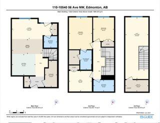 Photo 25: 110 10540 56 Avenue in Edmonton: Zone 15 Townhouse for sale : MLS®# E4248821