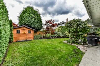 "Photo 16: 15758 93A Avenue in Surrey: Fleetwood Tynehead House for sale in ""BEL-AIR ESTATES"" : MLS®# R2214972"
